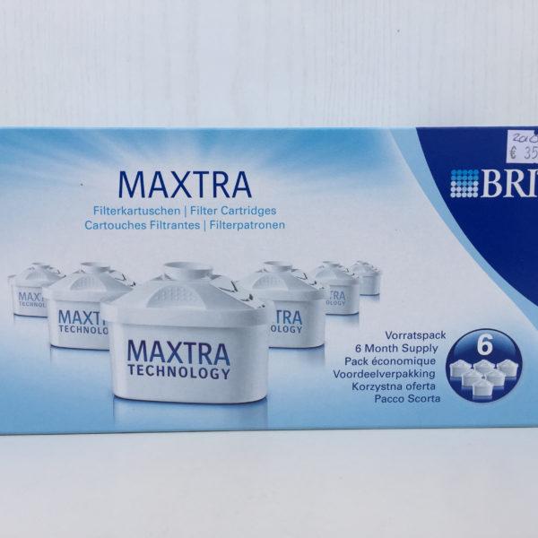 CARTUCCE ACQUA BRITA MAXTRA PLUS FILTRO CARTUCCIA MAXTRA 12 PZ ORIGINALI OFFERTA