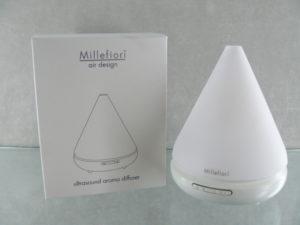 Millefiori Milano Hydro Diffusore Fragranza Ultrasuoni