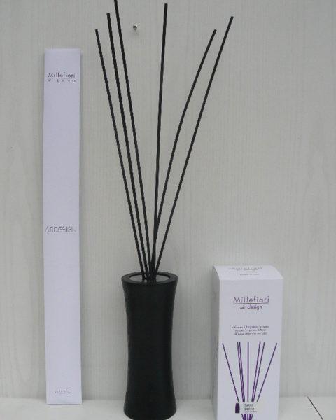 Millefiori milano wood air design diffusore a bastoncino for Wood design milano