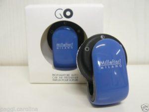 Millefiori Milano diffusore deodorante auto car go