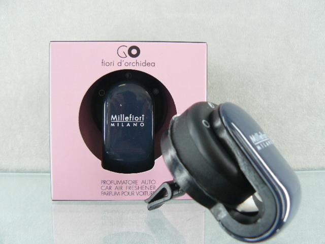 Millefiori Milano Auto Deodorante Go The Road Diffusore Car Scent eCxBod