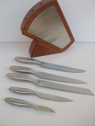 Sanelli ceppo aria 5 coltelli