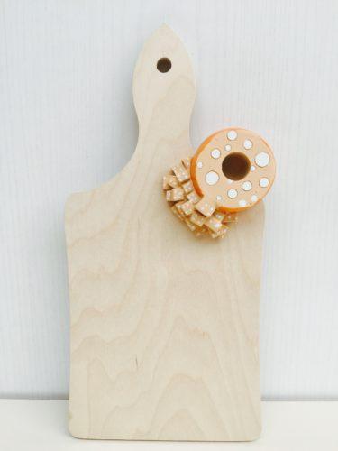Nadir tagliere in legno porgi aperitivo
