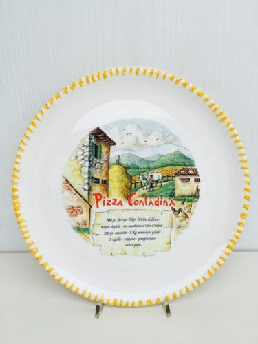 TOGNANA SATURNIA EXCELSA PIATTO PIZZA VARI