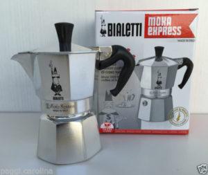 Bialetti Moka express restyling