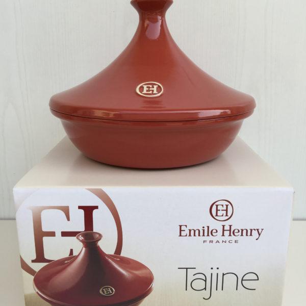 emile henry tajine nuovo modello diametro 32 cm 6 8. Black Bedroom Furniture Sets. Home Design Ideas