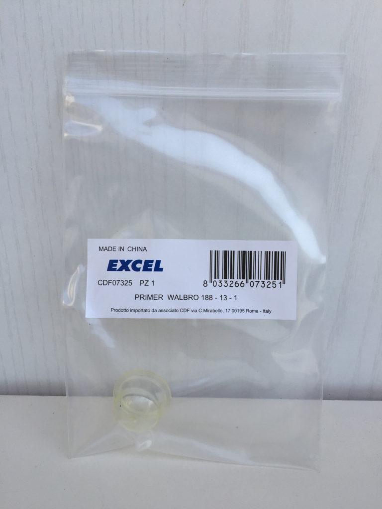 Excel primer walbro decespugliatori kawasaki 24 mm 118 13 for Hobby fai da te