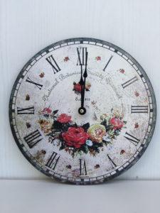 Orologio Parete MDF Truciolare CM 30