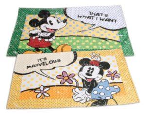 Egan Mickey Mouse Set 2 Tovagliette