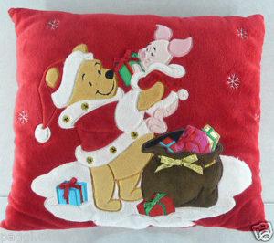Cuscino Whinnier The Pooh E Pimpi Natale