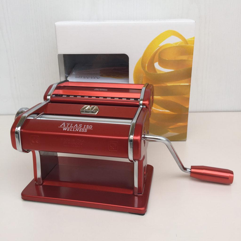 Macchine e accessori per la pasta fatta in casa paggi casalinghi - Macchine per pasta in casa ...