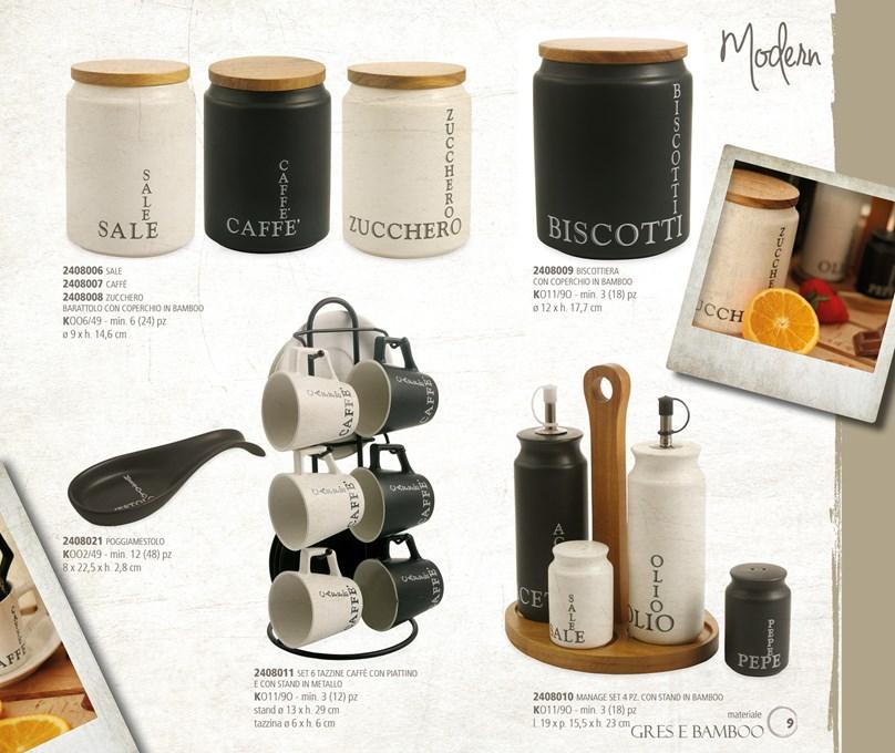 Villa d 39 este barattolo cucinamodern zucchero con coperchio for Porta zucchero caffe sale