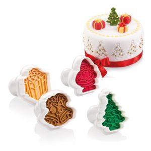 Stampini biscotti Natale